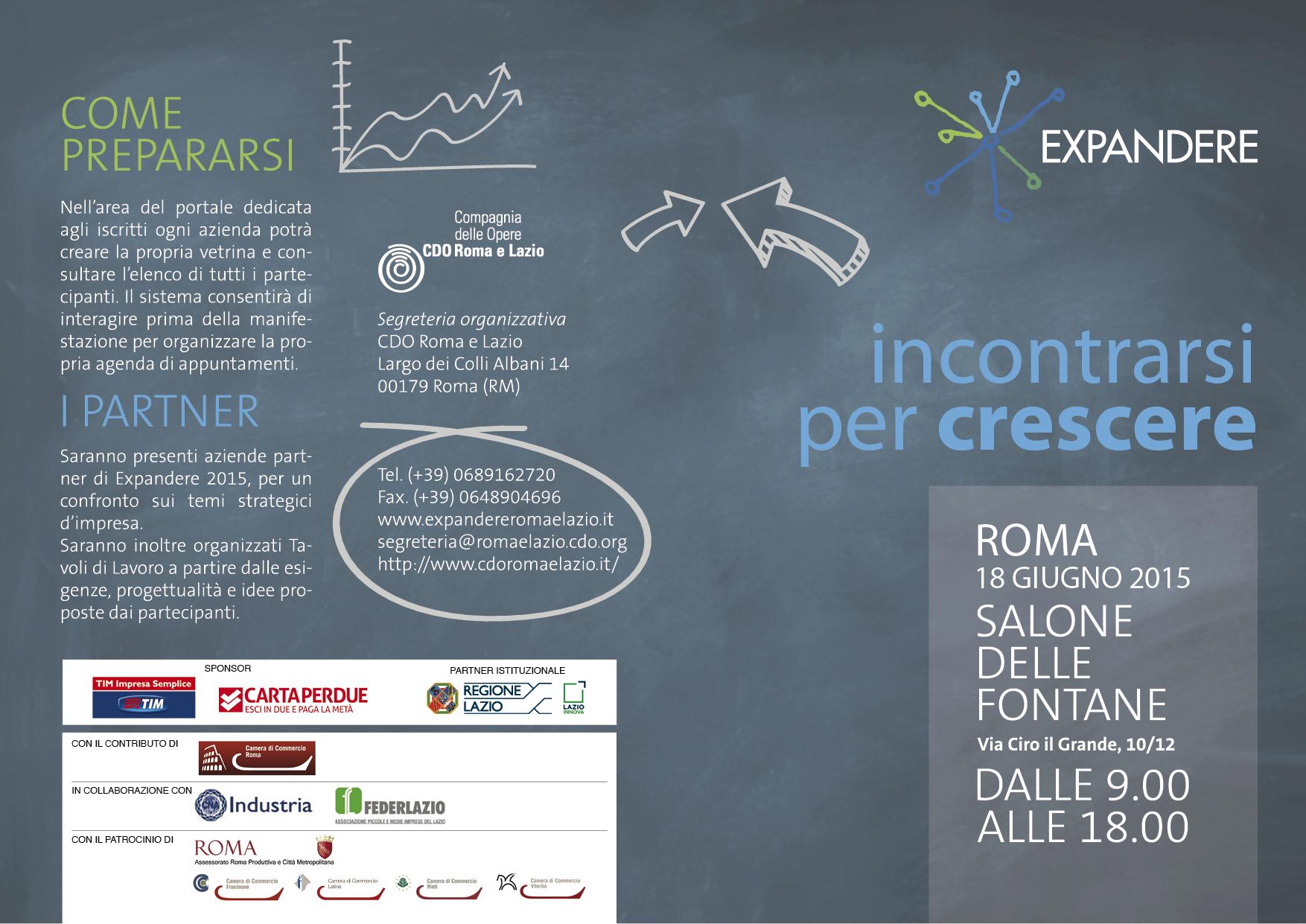 CDO Roma e Lazio - immagine evento