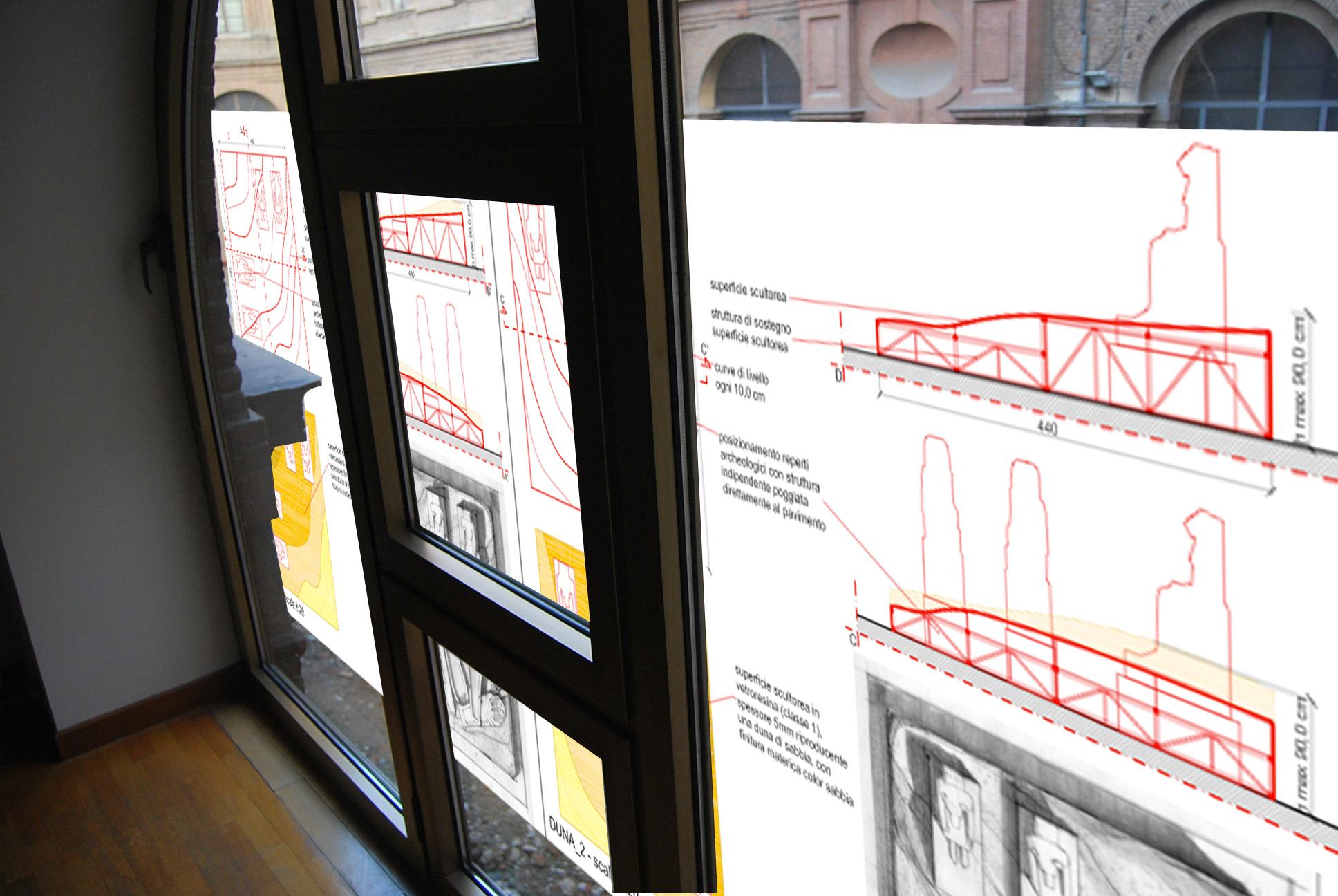 TORINO museo egizio progetto cantiere restauro 3