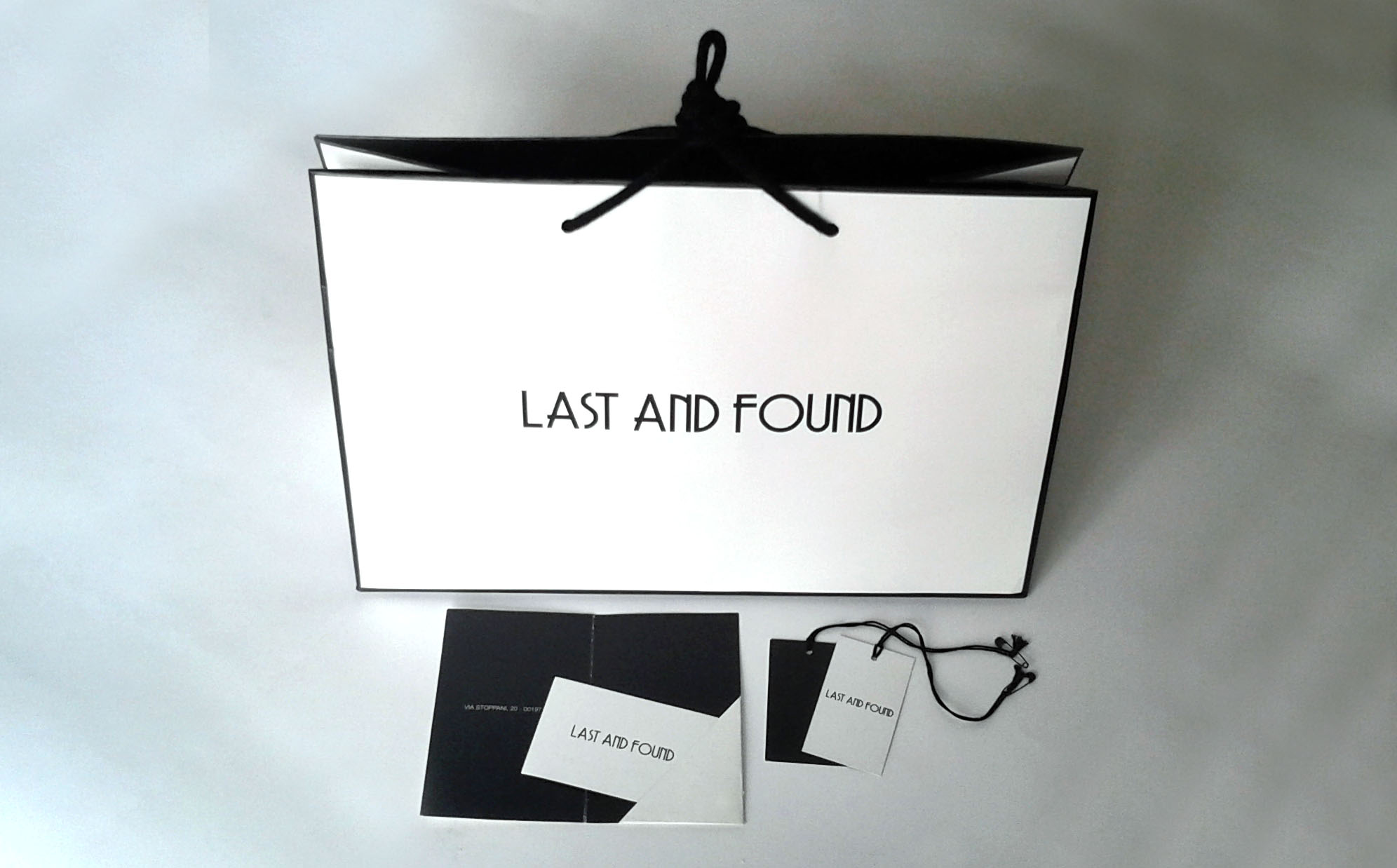 LAST AND FOUND corporate