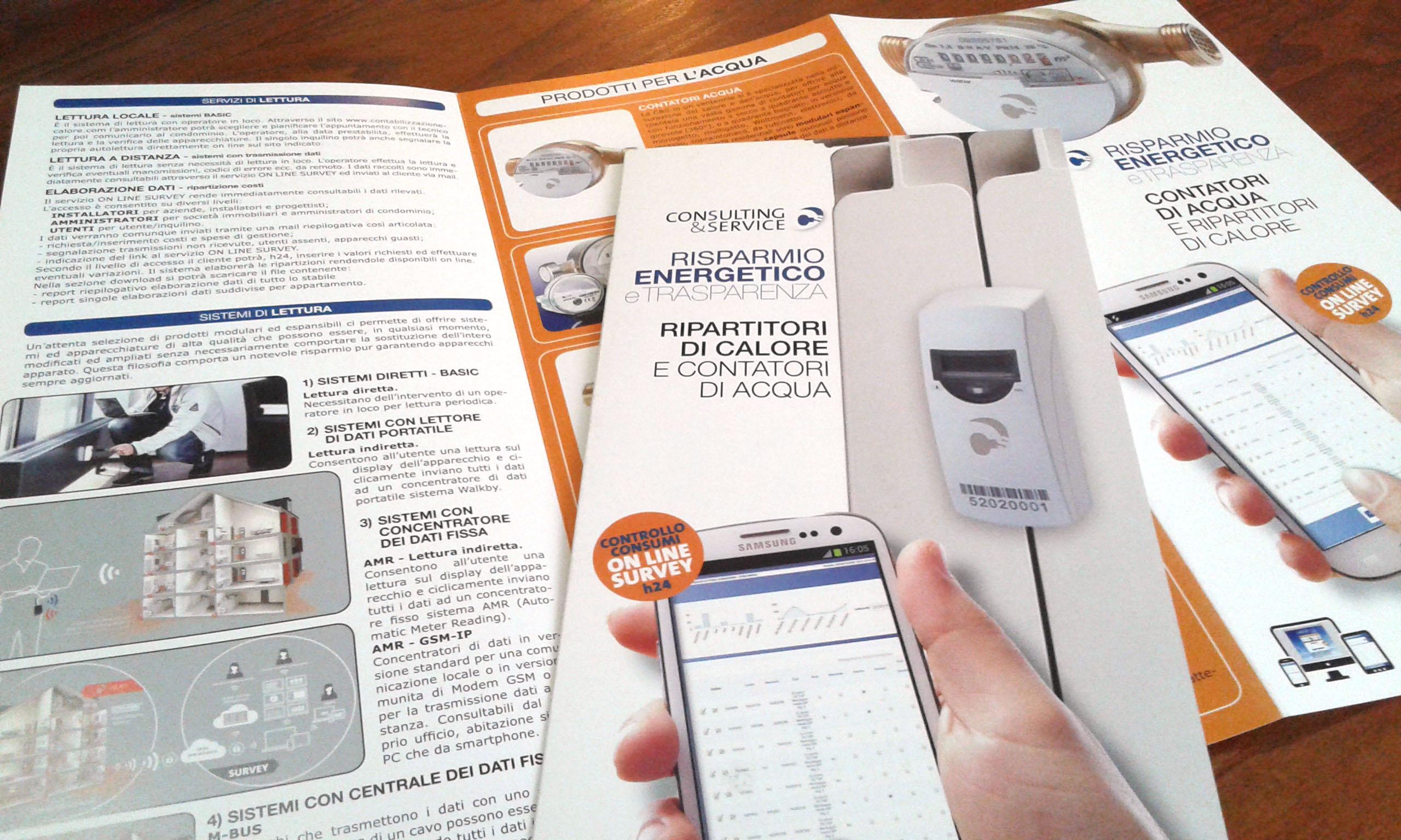 C&S brochure