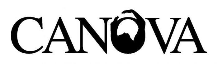 logo CANOVA orizzontale