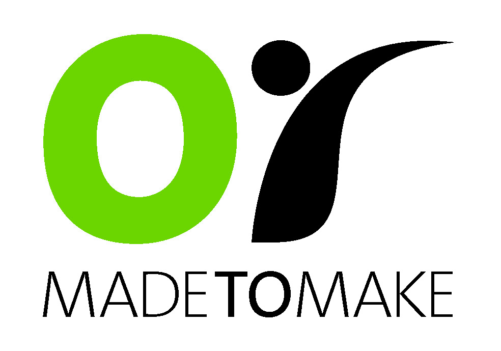 logo MADE TO MAKE colore